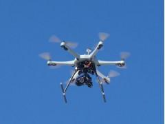 智能鸟电动多轴六、四旋翼无人机