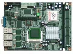NOVO-5845嵌入式主板