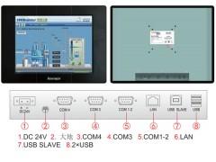 纵横科技TPC150TC-CAN(A8)嵌入式人机界面
