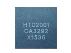 华力创通军用通导一体化基带芯片HTD2001