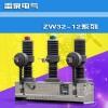 雷泉ZW32-12/630-25户外柱上高压真空断路器ZW32-12G