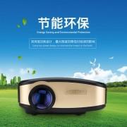 智能安卓家用高清投影仪 无线wifi家庭影院