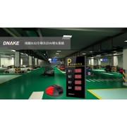 狄耐克 视频车位引导及反向寻车系统