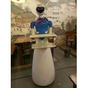 穿山甲机器人 智能商业服务 女神4s 迎宾机器人