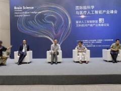 国际脑科学与医疗人工智能产业峰会在杭上演