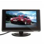 远驰4.3寸镜面微型显示屏监控器