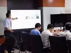 深圳市南山区委副书记、区长曾湃一行莅临高新兴调研指导