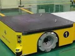 军品企业看民品AGV机器人市场  走技术领先之路
