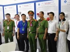 越南安防展泛海三江火力全开 消防物联网倍受瞩目