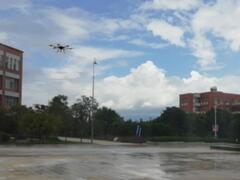 海康威视行业级无人机出击保山 赋能地空作战新策略
