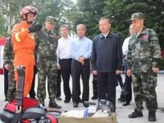 黄明赴广东消防调研,华平可视化应急指挥系统通过检验