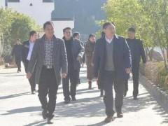 上饶市委常委、副市长陆国宾赴婺源调研,华平专递课堂获赞