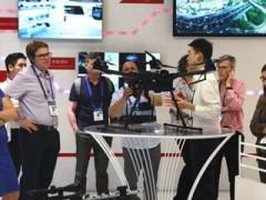 多国嘉宾参访海康威视交流环保科技