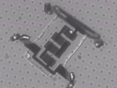 世界上最小的智能机器人